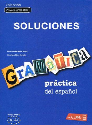 Gramatica practica del espanol Nivel basico Solucionario