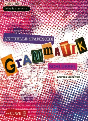 Aktuelle Spanische Gramm Solucion (нем)