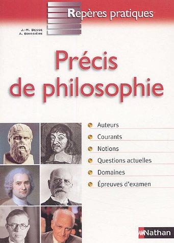 Reperes Pratiques  La Philosophie