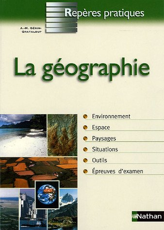 Reperes Pratiques  La Georaphie