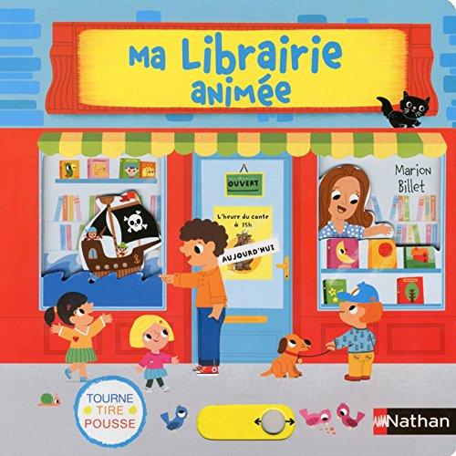 Ma librairie animee