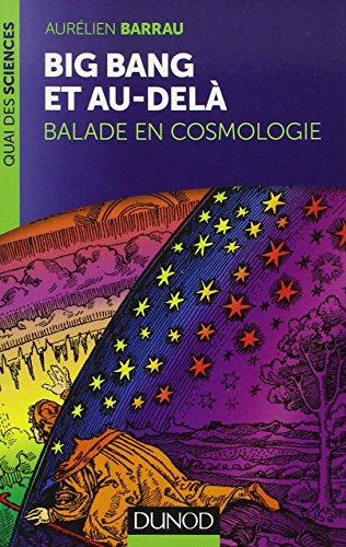 Big bang et au-dela : balade en cosmologie