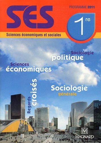 Sciences economiques et sociales 1e