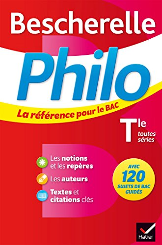 Bescherelle Philo Tle