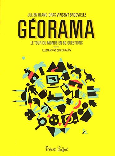 Georama : le tour du monde en 80 questions