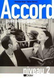 Accord 2 Guide pedagogique