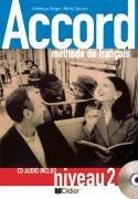 Accord 2 Livre eleve + CD audio