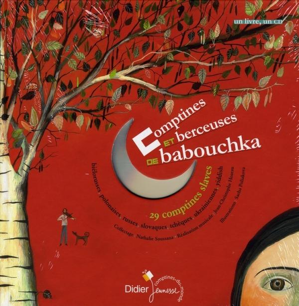Comptines et berceuses de babouchka + CD