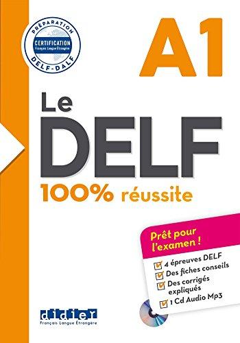 Nouveau DELF A1 Livre + CD