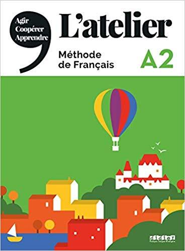 L'Atelier A2 - Livre + DVDrom