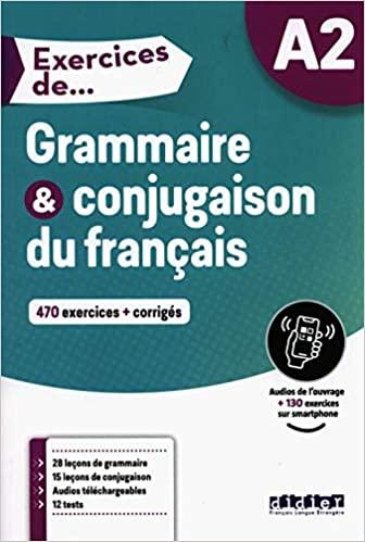 Exercices de Grammaire et conjugaison A2