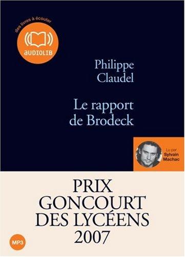 Le rapport de Brodeck (Claudel)