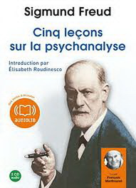 Cinq Lecons Sur La Psychanalyse 1 Audio CD (Freud)