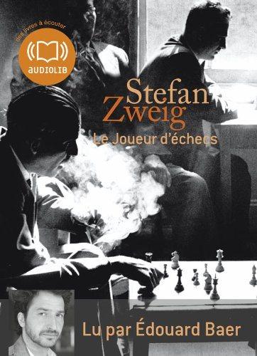 Le Joueur D'Echecs 1 Audio CD (Zweig)
