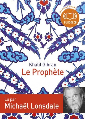 Le Prophete 1 Audio CD (Gibran)