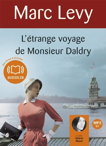 L'etrange voyage de mr Daldry CD mp3