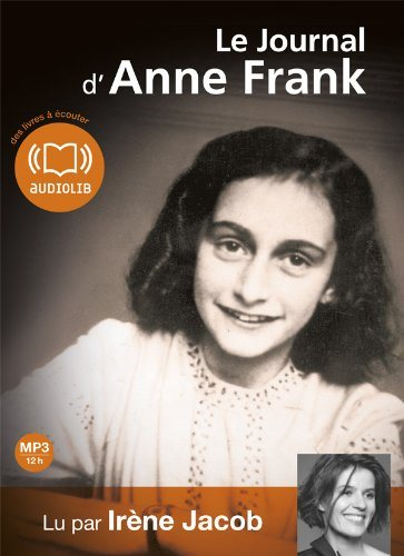 Le journal d'Anne Frank, CD mp3