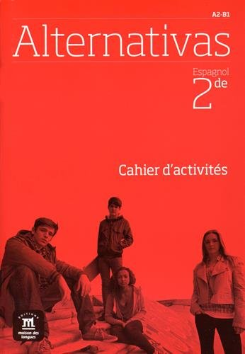 Alternativas Espagnol 2de Cahier