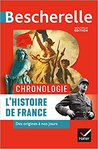 Bescherelle Chronologie de l'histoire de France Ed 2019