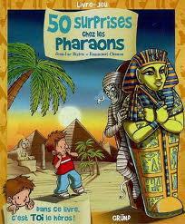 50 surprises au pays des Pharaons