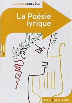 Poesie lyrique