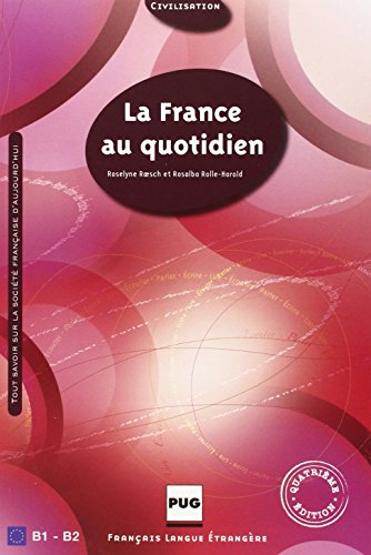 La France au quotidien NEd