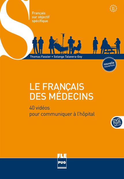 Le francais des medecins+DVD
