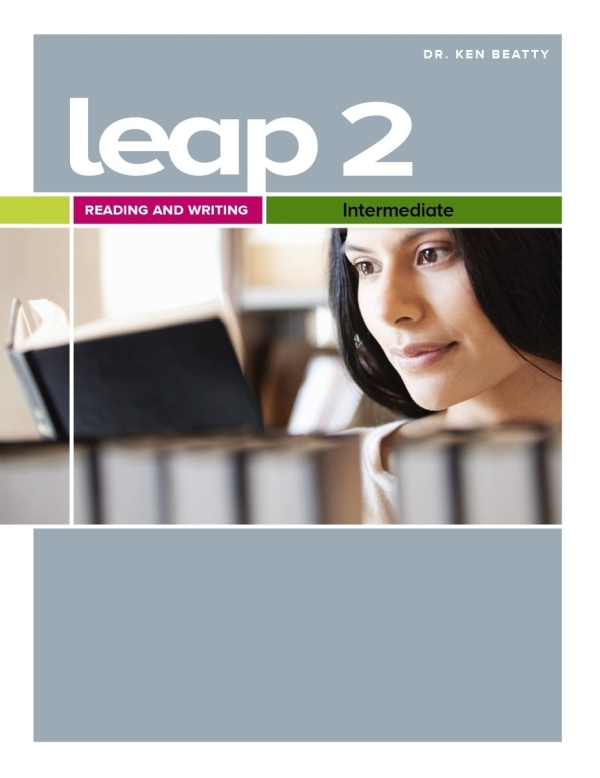 LEAP:Intermediate Student Book Learning English for Academic Purposes Reading and Writing  with MEL