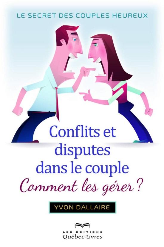 Conflits et disputes dans le couple
