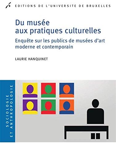Du musee aux pratiques culturelles : enquete sur les publics de musees d'art moderne et contemporain