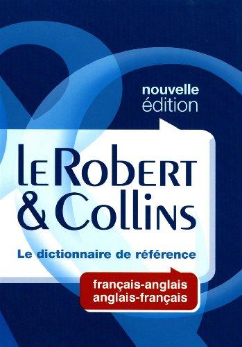 Collins & Robert Dictionnaire Francais-Anglais, Anglais-Francais