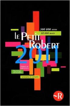 Coffret Le Petit Robert - 2011