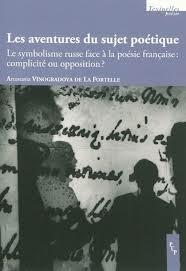 Aventures Du Sujet Poetique