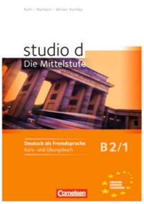 Studio d B2 Kurs- und Uebungsbuch