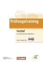 Prufungstraining DaF TestDaF UB +D