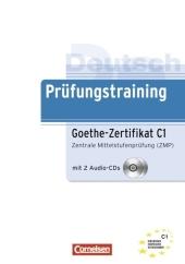 Prufungstraining DaF Goethe-Zertifikat C1 UB +D x2