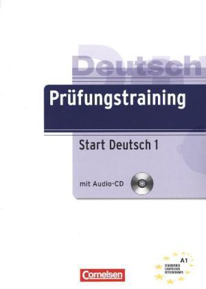 Pruefungstraining Start Deutsch A1