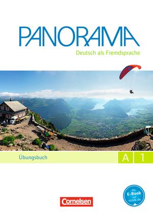 Panorama  A1  Uebungsbuch mit Audio-CD DaF