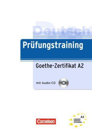 Pruefungstraining A2 Goethe-Zertifikat