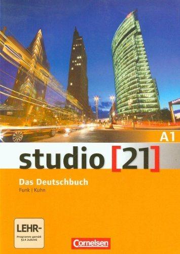 Studio (21) A1 Kurs- und Uebungsbuch mit DVD-ROM