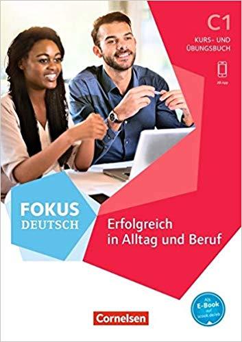 Fokus Deutsch C1 KB+Uebb + Audio Online