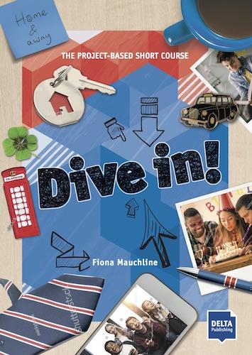 Dive in! Blue