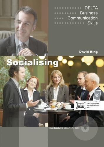 Delta Business Communication Skills: Socialising B1-B2 : Coursebook with Audio CD