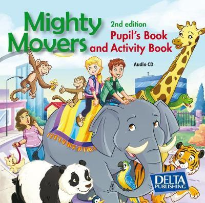 Mighty Movers 2Ed: Audio CDs (2)
