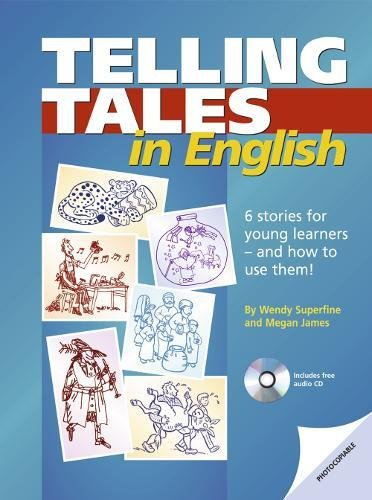 Telling Tales in English + Audio CD