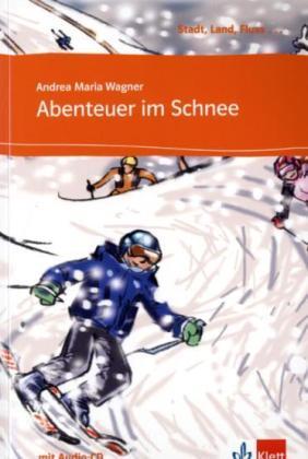 Abenteuer im Schnee  А1, Buch + Online