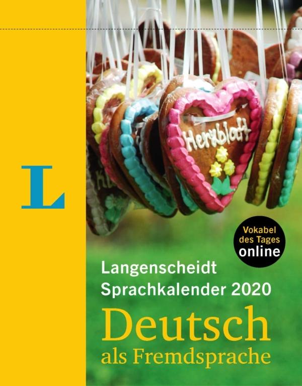 Langenscheidt Sprachkalender 2020