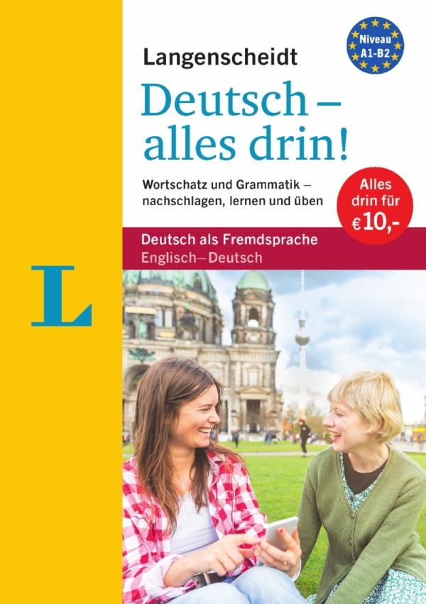 Langenscheidt Deutsch - alles drin! Wortschatz und Grammatik - nachschlagen, lernen und üben