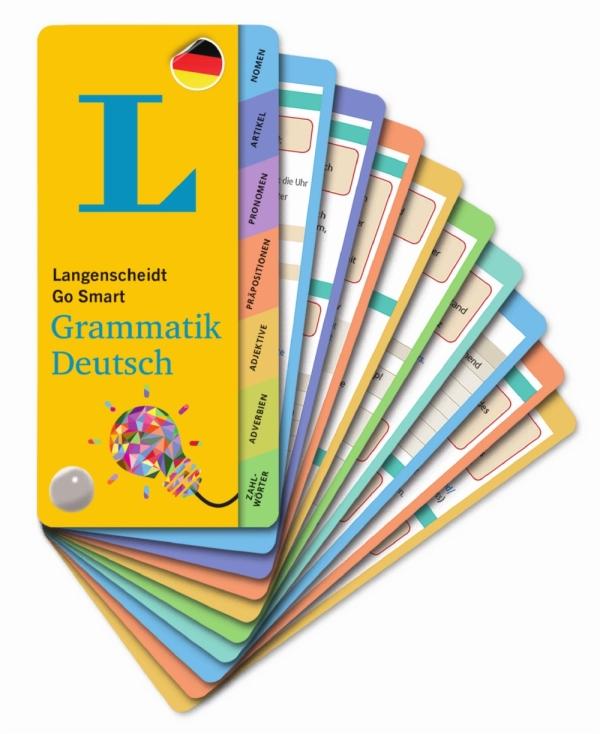 Grammatik Deutsch Go Smart