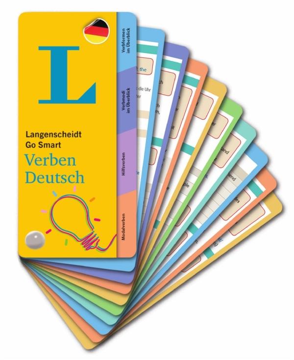Verben Deutsch Go Smart